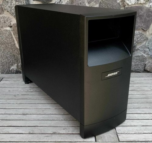 Subwoofer Home Theatre BOSE ACOUSTIMASS 10 Serie 3