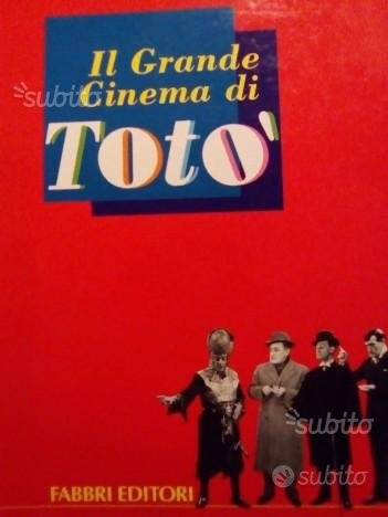 Il grande cinema di Totò - 69 videocassette