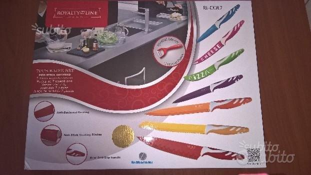 Set coltelli in scatola regalo