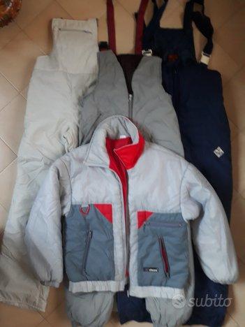 Abbigliamento vario per montagna