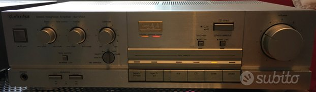 Technics amplificatore su - v55a