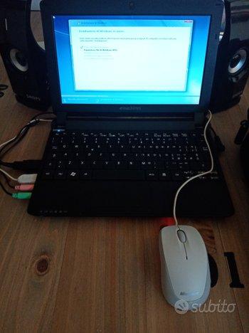 Netbook Acer eMachines eM350