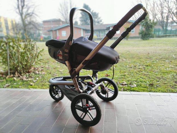 Passeggino Jane Trider con culletta Matrix