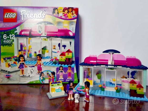 Lego Friends Salone Bellezza degli Animali 41007