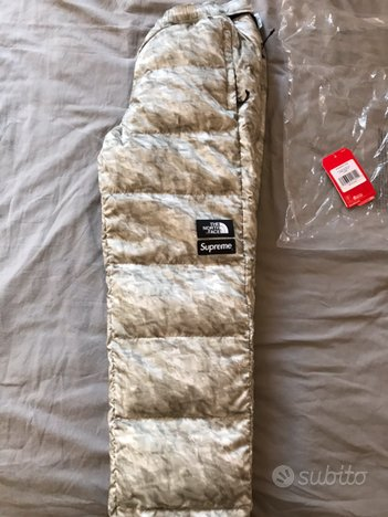 Supreme x The North Face paper print Pants