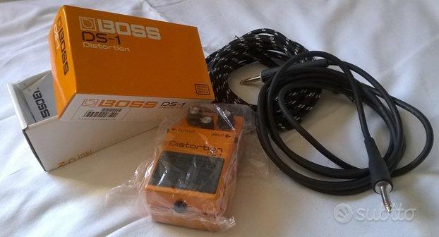 Pedale distorsore BOSS DS-1 per chitarra elettrica