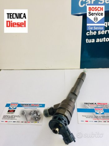 Iniettori diesel Bosch 0445110485