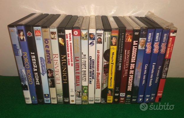 LOTTO DVD (41 FILM) - NUOVI e USATI
