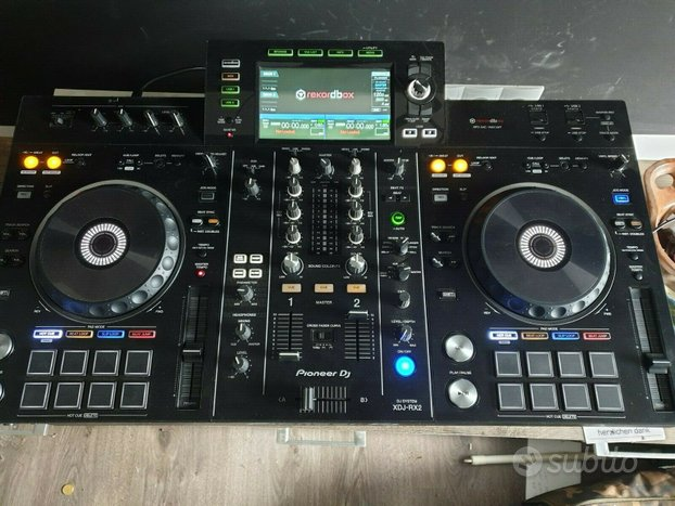Consolle pioneer xdj-rx2