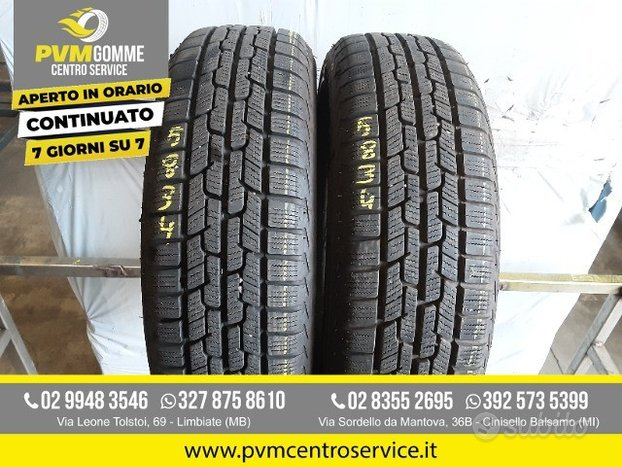 Gomme usate: 165 65 14 firestone