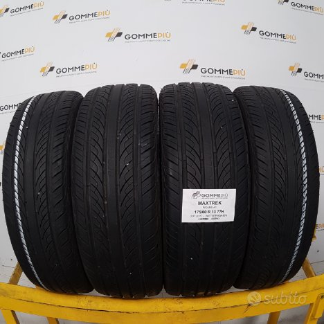 Gomme estive usate 175/60 13 77H