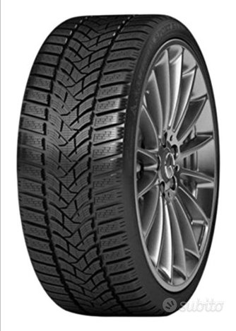 Dunlup winter sport 225/45 r17 coppia
