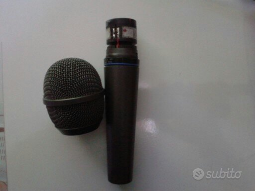 Microfono bst mdx 50/l