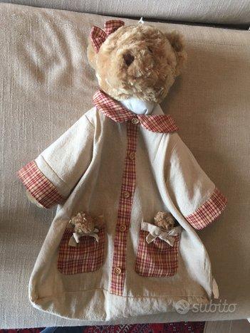 Orsetto-sacca porta pigiami