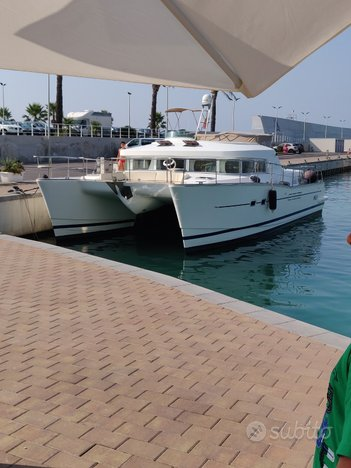 Catamarano Lagoon Power 43 - refit 2018/2019