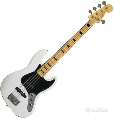 FENDER Squire Vintage Modified Jazz Bass V
