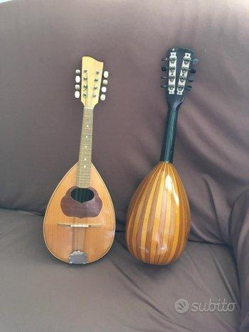 Mandolini e chitarra