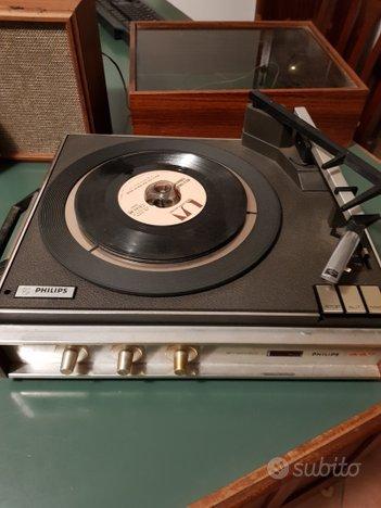 Philips turntable 447 giradischi
