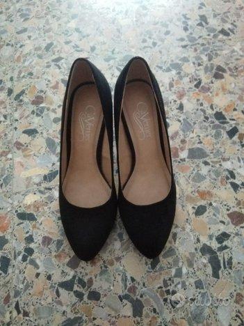 Scarpe Decollete nere come nuove