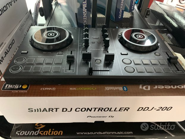Consolle Pioneer DDJ-200( nuovo )