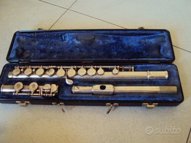 Flauto traverso bundi the compani sermer