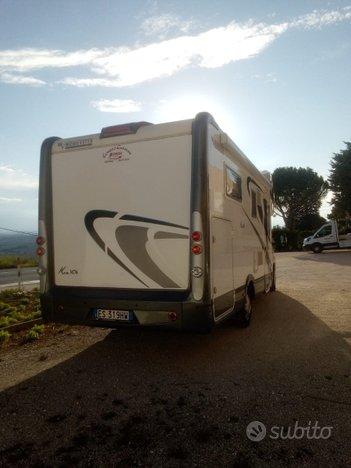 Camper Mansardato Mobilvetta