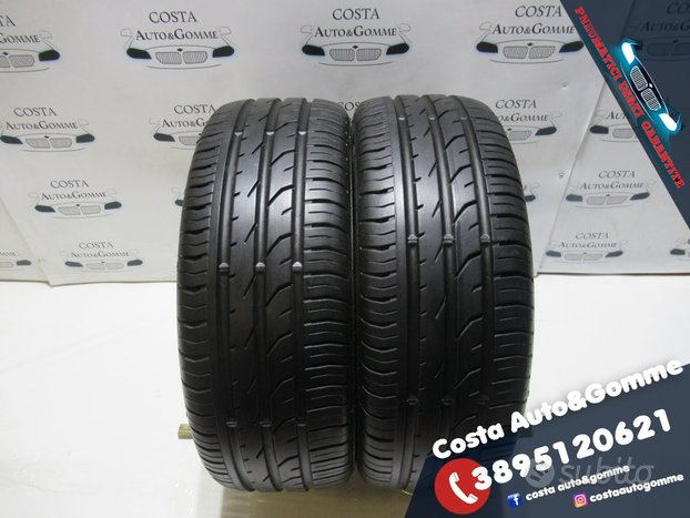 Gomme 195 55 15 Continental 90% 195 55 R15