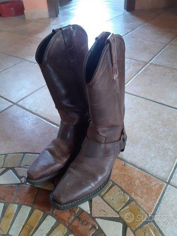 Stivali pelle donna