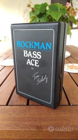 Rockman bass ace ampli per cuffia