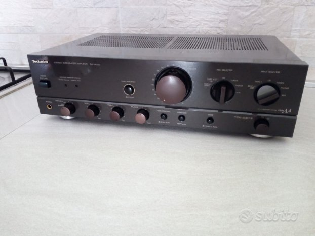 Amplificatore Technics SU-VX500