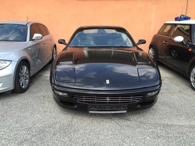 Ferrari 456 GT !