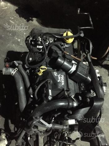 Motore usato k9k Nissan Renault