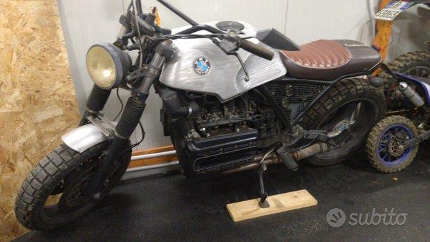 BMW K100 RS Cafè Racer Scrambler