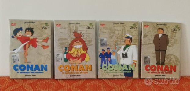 Conan Il Ragazzo Del Futuro Dvd Serie Completa