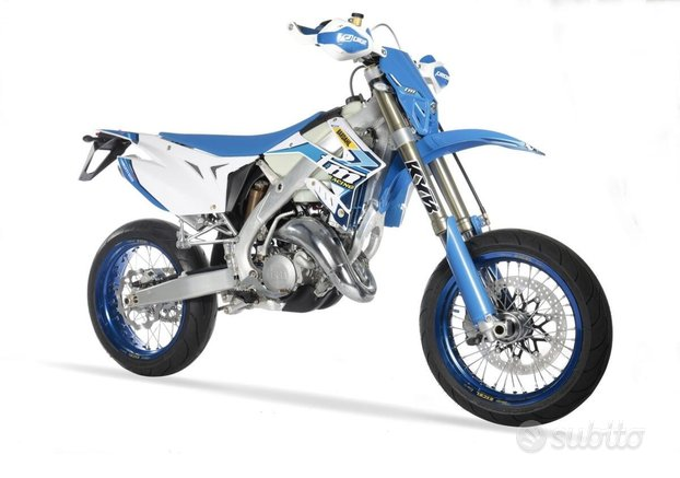 TM Racing 125 FI 2020 Supermotard nuovo