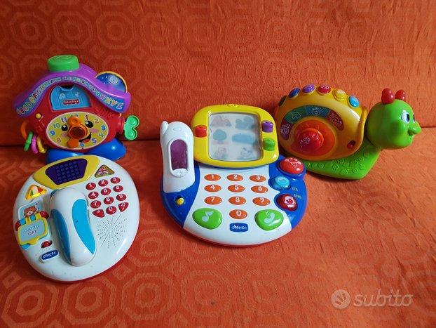 Giochi elettronici per bambini prima infanzia