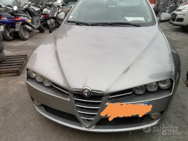 Alfa 159 Sportwagon Anno 2010 2.0 D Per Ricambi