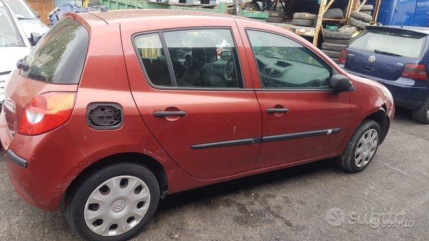 Ricambi Renault Clio diesel 2006