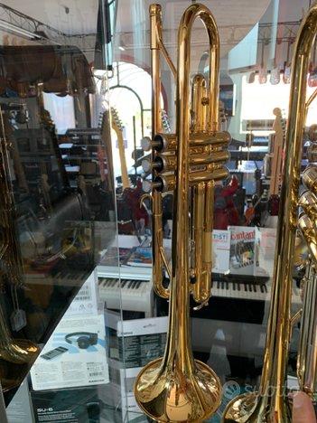 Tromba Yamaha Nuova in SiB
