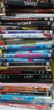 Collezione DVD nuovi/perfetto stato