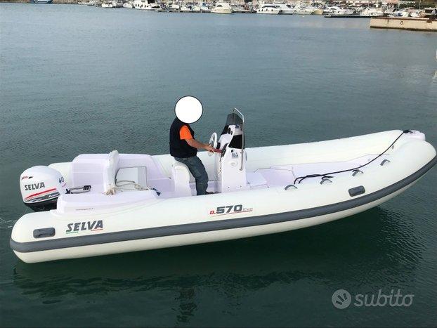 SELVA 570 in package con MURENA 40XSR