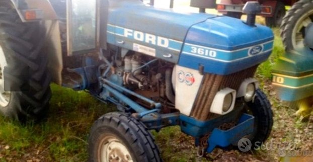 FORD 3610
