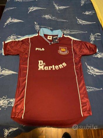 Maglia West Ham Paolo Di Canio 1999-2000