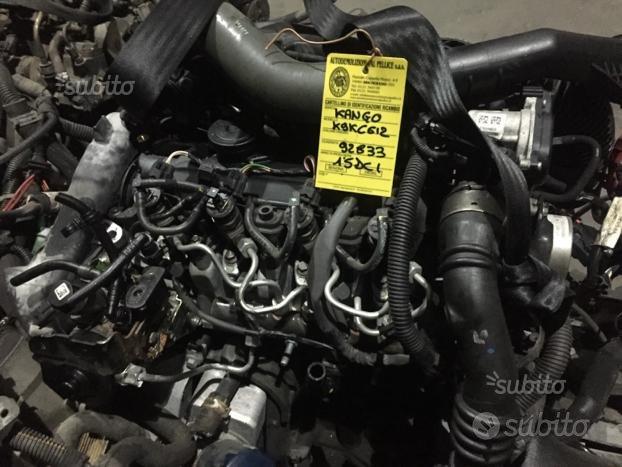 Motore Renault kango 1.5dci k9kc6