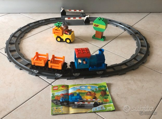 Trenino Lego Duplo