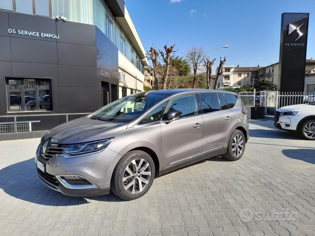 Renault Espace 1.6 dCi 160Cv Energy Intens 7 Posti