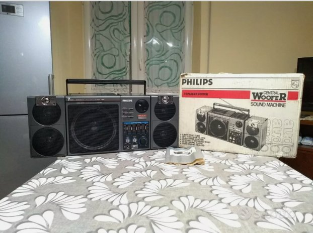 Stereo Philips Vintage