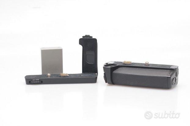 Battery grip olympus+impugnatura+bat olympus e-m5