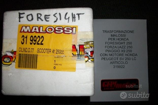 Kit Malossi Honda Foresight 250