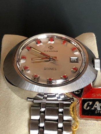Orologio vintage candino